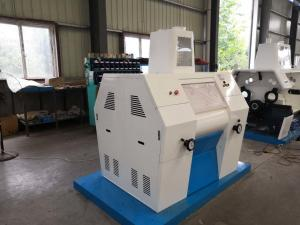 Roller Mill used for crushing extruded cereals by our customer from South Africa.