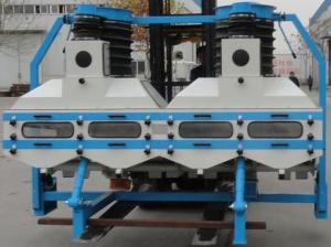 Grain Cleaning Destoner-double body type high capacity up to 22tons/hr based on wheat